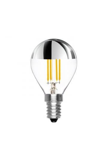 Bombilla Led Vintage Regulable y Reflectante E14 Orbit