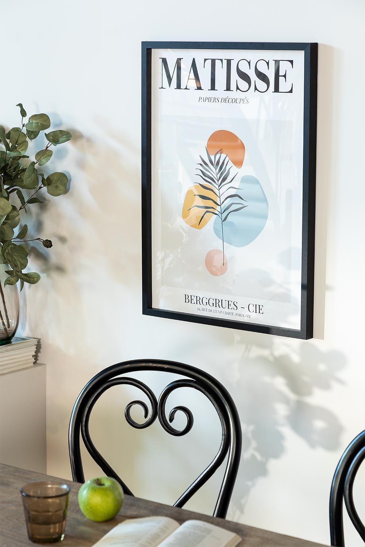 Lámina Decorativa (50x70 cm) Palma, imagen de galería 1