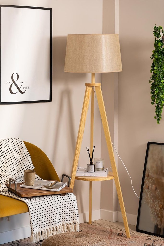 Lámpara de Pie Ripod, imagen de galería 1