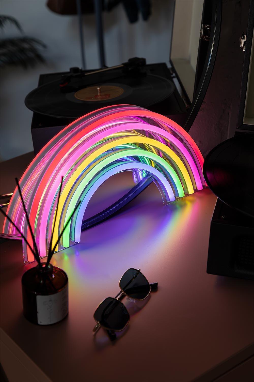 Figura de Neón con USB Kolors, imagen de galería 1