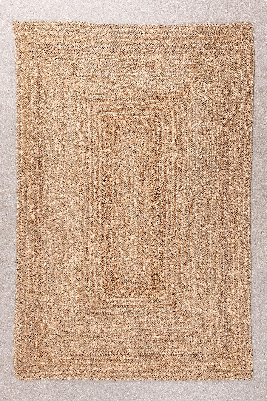 Alfombra en Yute Natural Tempo, imagen de galería 1