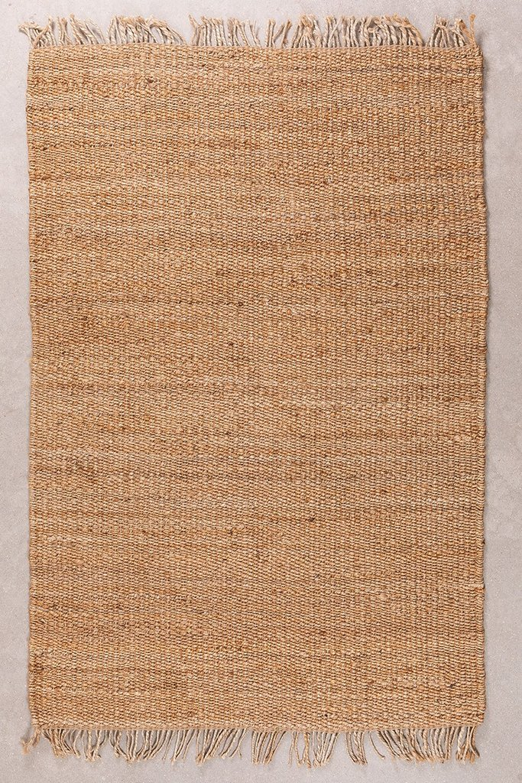 Alfombra de Cañamo Natural Calmah, imagen de galería 1