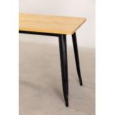 Table LIX Vintage en Bois (120x60), image miniature 4
