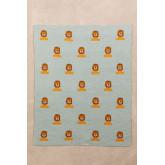 Couverture en coton pour enfants Meru, image miniature 3