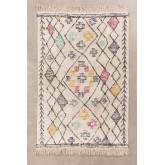 Tapis en coton (180x120 cm) Jalila, image miniature 1