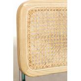 Chaise de salle à manger en velours Tento, image miniature 5