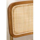 Chaise de salle à manger vintage or Tento, image miniature 5