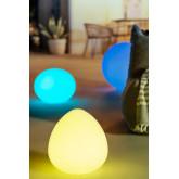Lampe LED d'extérieur Fahgo, image miniature 1