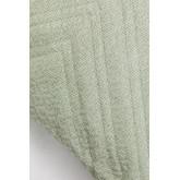 Coussin avec broderie en coton (45x45 cm) Pufi, image miniature 4