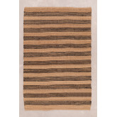 Tapis Jute Naturel (251x162 cm) Seil, image miniature 1