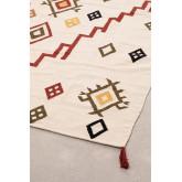Tapis en coton (243x161 cm) Rilel, image miniature 3