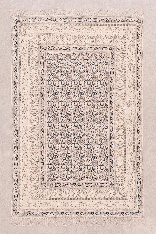 Tapis en coton (185x120 cm) Banot, image de la galerie 1