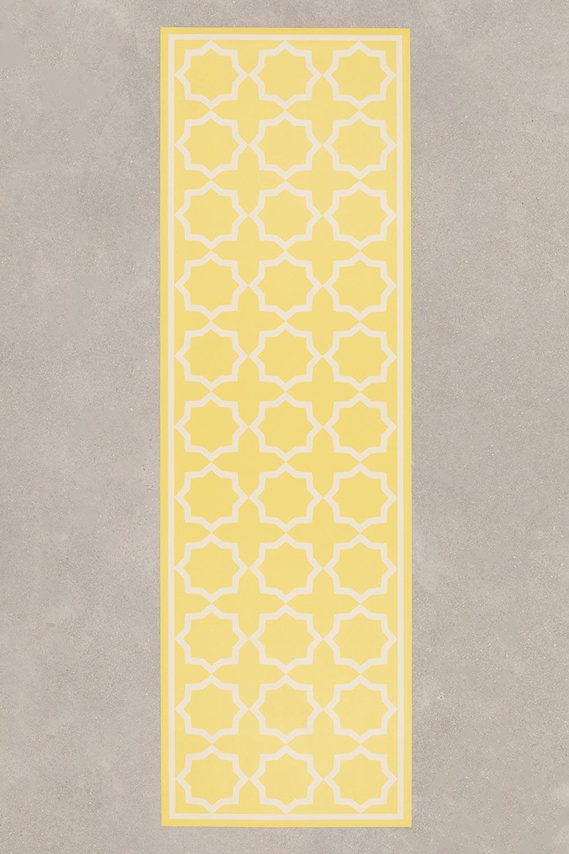 Tapis en vinyle (200x60 cm) Zirab, image de la galerie 1