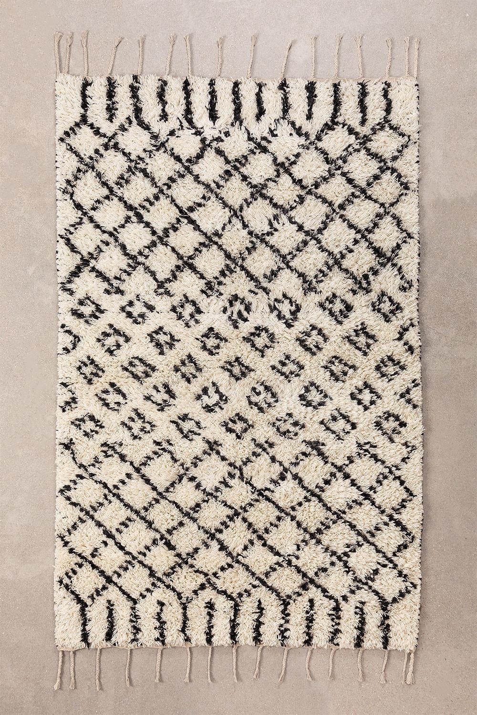 Tapis en laine (220x125 cm) Adia, image de la galerie 1