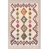 Tapis en laine et coton Mesty, image miniature 1