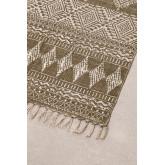 Tapis en coton (244x164,5 cm) Bluf, image miniature 4