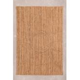Tapis tressé en jute naturel (240x160 cm) Elaine, image miniature 2