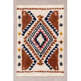 Tapis en laine et coton (246x165 cm) Rimbel, image miniature 1