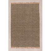 Tapis en jute naturel (245x165 cm) Kiva, image miniature 1