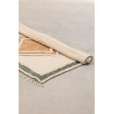 Tapis en coton (185x120 cm) Derum, image miniature 2