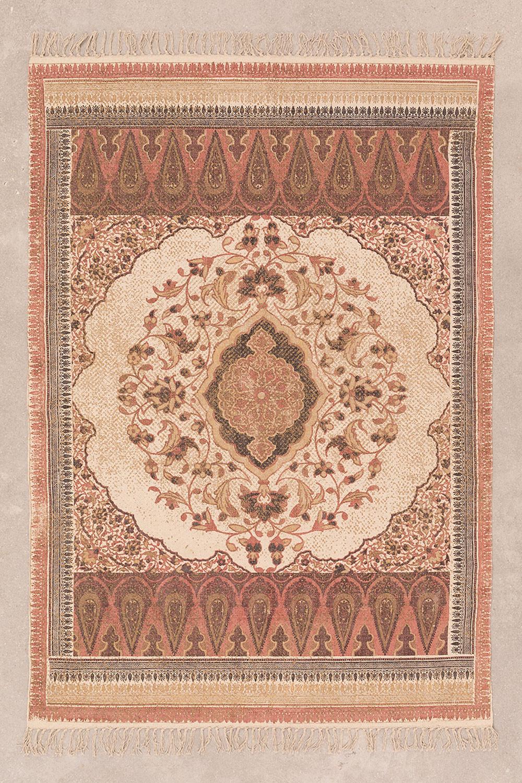 Tapis en coton (185x125 cm) Shavi, image de la galerie 1