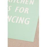 Tapis en vinyle (120x60 cm) Dansi, image miniature 2