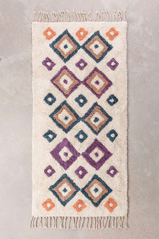 Tapis en coton (162x72 cm) Gorka, image de la galerie 1