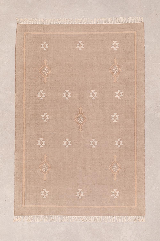 Tapis en coton (235x160 cm) Savet, image de la galerie 1