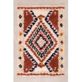 Tapis en coton et laine (185x120 cm) Manit, image miniature 1
