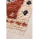 Tapis en coton et laine (185x120 cm) Manit, image miniature 3