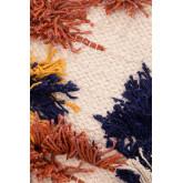 Tapis en coton et laine (185x120 cm) Manit, image miniature 4