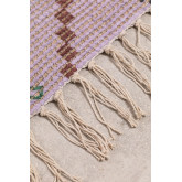 Tapis Couloir en Jute et Tissu (170x42,5 cm) Nuada, image miniature 5