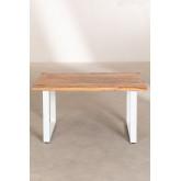 Table basse en bois recyclé Sami, image miniature 3