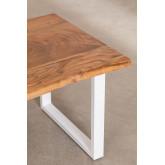 Table basse en bois recyclé Sami, image miniature 4