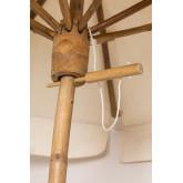 Parasol en bambou (Ø140 cm) Umbry, image miniature 5