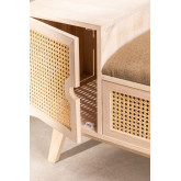 Banc en bois avec style Ralik, image miniature 4