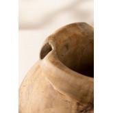 Vase en bois Jayat , image miniature 5