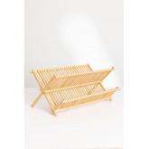 Égouttoir à vaisselle en bambou Taika, image miniature 2