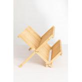 Égouttoir à vaisselle en bambou Taika, image miniature 3