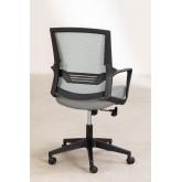 Chaise de bureau avec roues, couleurs de travail, image miniature 5