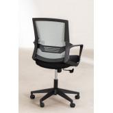 Chaise de bureau avec roues, couleurs de travail, image miniature 6