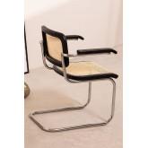 Chaise de salle à manger Tento avec accoudoirs, image miniature 3
