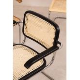 Chaise de salle à manger Tento avec accoudoirs, image miniature 4