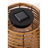 Lampe de table solaire à LED d'extérieur Fenri, image miniature 4