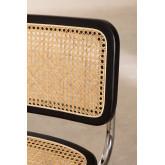 Chaise de salle à manger en rotin Tento, image miniature 6