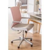 Chaise de bureau Yener avec roues , image miniature 1