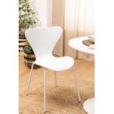 Chaise de salle à manger de style Uit Colors , image miniature 1