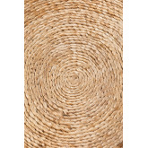 Tapis rond en jute naturel (Ø150 cm) Dagna, image miniature 3