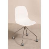 Chaise de Bureau à Roulettes Tech, image miniature 2