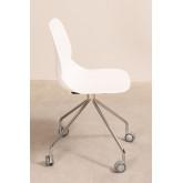 Chaise de Bureau à Roulettes Tech, image miniature 3